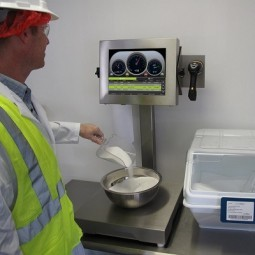 Pigment Weighing & Batching System