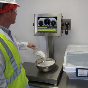Composite Batch Weighing System