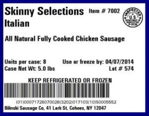 Automated Meat Traceability System